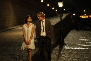 Owen Wilson (Gil) and Marion Cotillard (Adriana) Sourced - IMDb