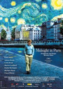 Midnight In Paris (2011) Poster Sourced - IMDb