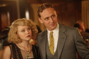 Alison Pill (Zelda) and Tom Hiddleston (F. Scott Fitzgerald) Sourced-IMDb