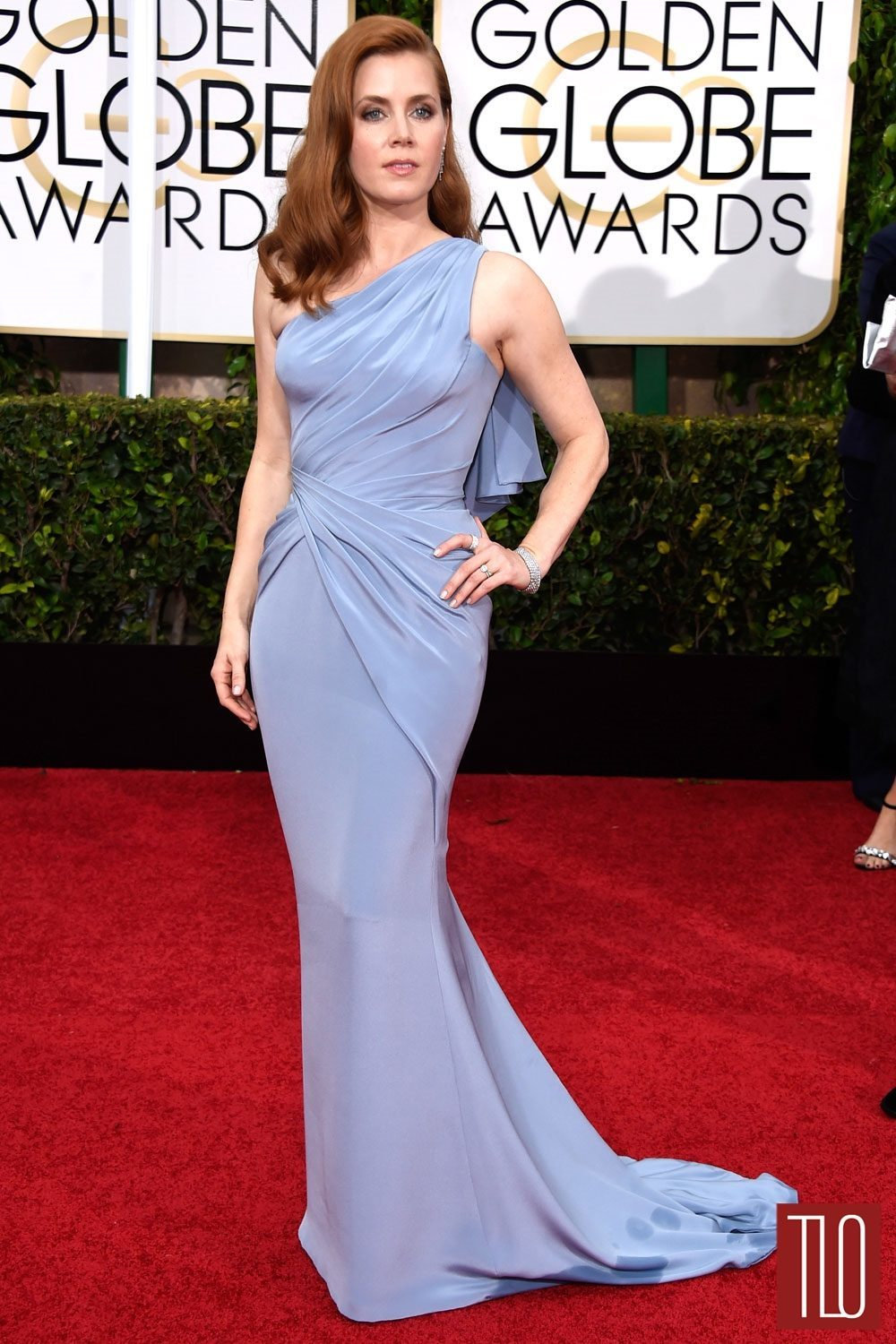 Amy Adams in Versace