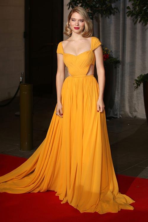 Lea Seydoux in Prada