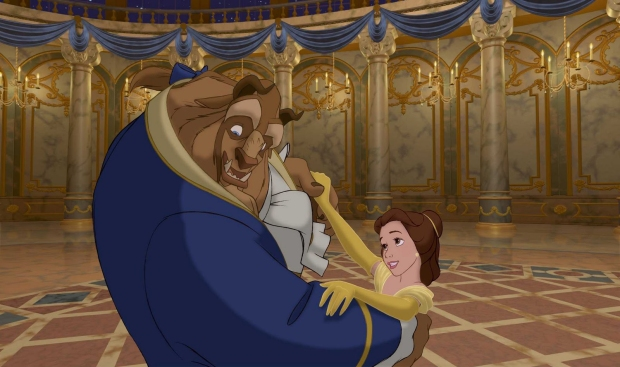 BEAUTY AND THE BEAST, 1992, Disney