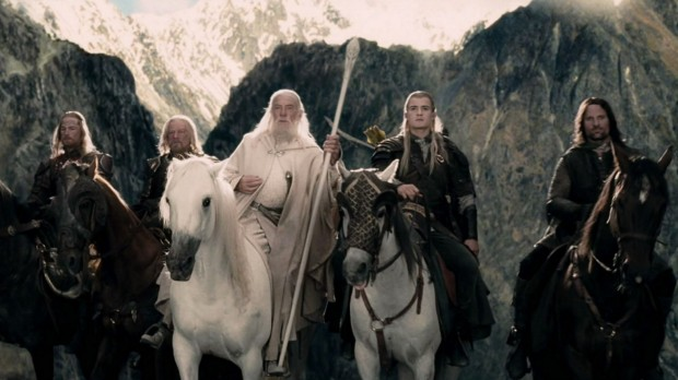 THE LORD OF THE RINGS, 2001, New Line Cinema