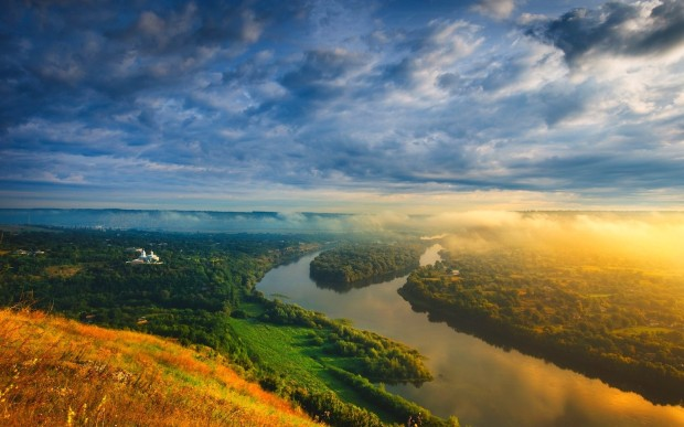 Moldova Landscape